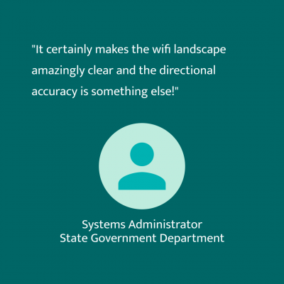 Systems Administrator, State Government Department
